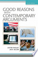 Good Reasons With Contemporary Arguments + Mycomplab Student Access