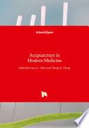 Acupuncture in Modern Medicine Book