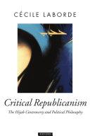 Critical Republicanism