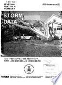 Storm Data Book