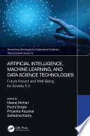 Artificial Intelligence, Machine Learning, and Data Science Technologies