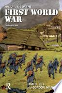 The Origins of the First World War Book