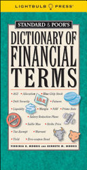 Dictionary of Financial Terms