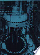 Spent Nuclear Fuel Discharges from U. S. Reactors (1993)