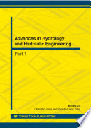 Advances in Hydrology and Hydraulic Engineering Book