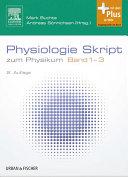 Physiologie Skript