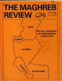 The Maghreb Review