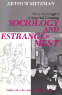 Sociology and Estrangement