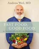 Fast Food  Good Food Book