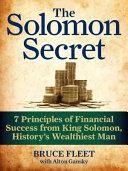 The Solomon Secret Pdf/ePub eBook