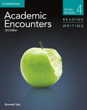 Academic Encounters Level 4 Student s Book Reading and Writing