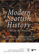 Modern Scottish History  1707 to the Present  The modernisation of Scotland  1850 to the present