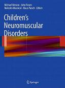 Children s Neuromuscular Disorders Book
