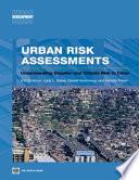 Urban Risk Assessments Book