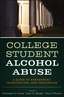 College Student Alcohol Abuse Pdf/ePub eBook