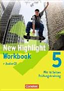 9. SCHULJAHR, WORKBOOK M. AUDIO-CD