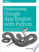 Programming Google App Engine with Python