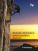 Human Resource Management ebook
