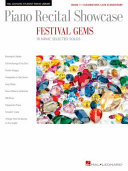 Festival Gems Book 1 - 10 Outstanding Nfmc Elementary/Late Elementary Solos