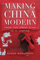 Making China Modern