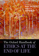 The Oxford Handbook of Ethics at the End of Life Pdf/ePub eBook