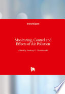 Monitoring  Control and Effects of Air Pollution