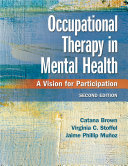 Occupational Therapy in Mental Health Book PDF