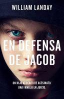 En Defensa de Jacob   Defending Jacob Book
