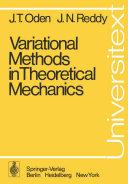 Pdf Variational Methods in Theoretical Mechanics Telecharger