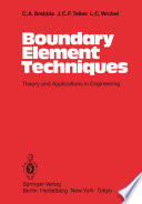 Boundary Element Techniques