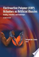 Electroactive Polymer  EAP  Actuators as Artificial Muscles Book