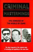 Criminal Masterminds