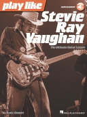 Play like Stevie Ray Vaughan Pdf/ePub eBook