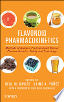 Flavonoid Pharmacokinetics