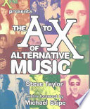 The A to X of Alternative Music