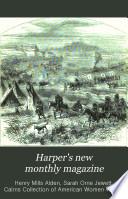 Harper s New Monthly Magazine Book