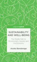 Sustainability and Well Being
