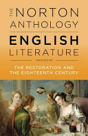 link to The Norton Anthology of English Literature Vol. C in the TCC library catalog