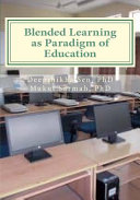 Blended Learning As Paradigm of Education