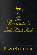 Bartender s Little Black Book
