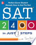 SAT 2400 in Just 7 Steps Book PDF