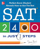 SAT 2400 in Just 7 Steps Pdf/ePub eBook