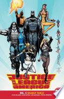 Justice League of America Vol  5  Deadly Fable