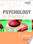 Psychology In Practice Crime