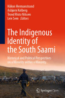 The Indigenous Identity of the South Saami Pdf/ePub eBook
