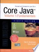 Core Java(TM) Volume 1: Fundamentals (For Anna University), 8/e