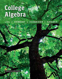 College Algebra Plus Mymathlab with Pearson Etext    Access Card Package