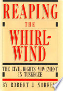 Reaping the Whirlwind Book