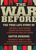 The War Before Pdf/ePub eBook