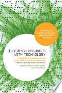 Teaching Languages with Technology